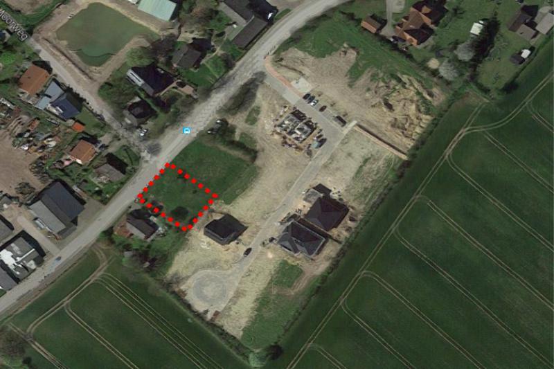 774 qm voll erschlossenes Baugrundstück im Speckgürtel von Hamburg