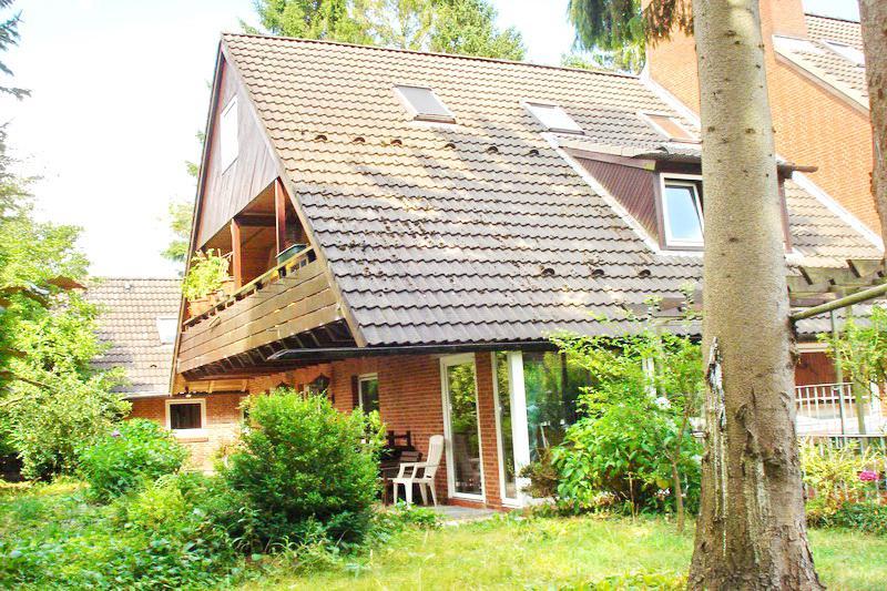 Maisonettewohnung im begehrten Quickborn-Heide