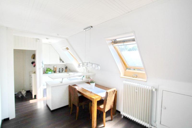 Küche und Essbereich Wohnung 2
