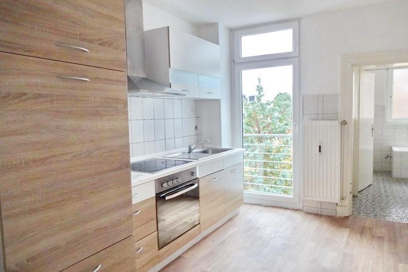 Küche Wohnung Dachgeschoss