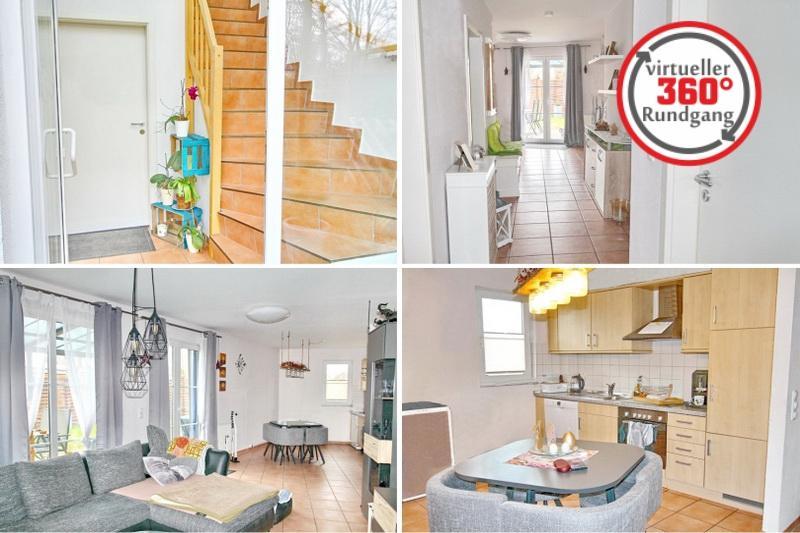 Grundbuch statt Sparbuch !!! Zweifamilien Architektenhaus in Kaltenkirchen !!!!